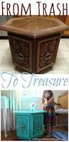 How To Make End Tables Wooden by Best 25 Side Table Makeover Ideas On Pinterest Side Table Redo