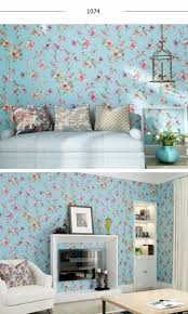 Birds Home Decor Luxury Chinese Classic Flowers Birds Wallpaper Romantic Country