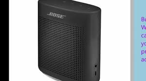 bose black friday buy cheap bose soundlink color bluetooth speaker ii beat amazon