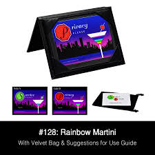 martini rainbow bar top service request u0026 privacy signs las vegas nv service