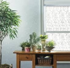 Window Decor Film Decorative Window Film Semi Privacy Etched Glass Vinyl