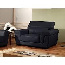 canapé et fauteuil cuir fauteuil cuir evasion la maison du canapé pas cher à prix auchan