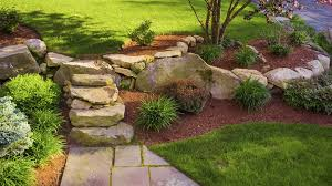 Landscaping Ideas Hillside Backyard Landscaping Ideas Hillside Backyard Archive Lawn Care