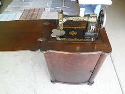 White Sewing Machine Cabinet by Antique White Rotary Sewing Machine In Sewing Machines