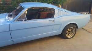 mustang fastback roof 1965 mustang fastback 289 4 speed project 1966 1967 1968 sport
