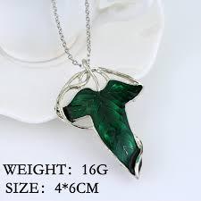 2017 new movie fashion leaf pendant necklace women u0027s jewelry gifts