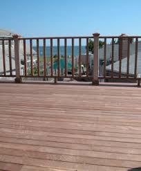 wood decking cedar mahogany pvc cape cod nantucket