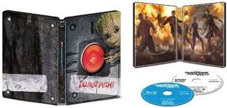 blu rays black friday deals best buy guardians of the galaxy vol 2 steelbook includes digital copy
