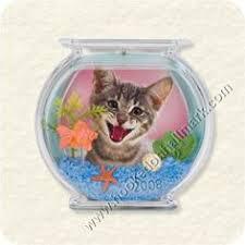 1985 mischief hallmark ornament hallmark cat ornaments
