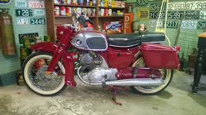 1963 honda dream motorcycles for sale