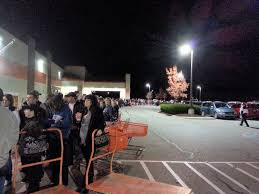 2012 black friday home depot photos black friday mania hits the area fort smith fayetteville