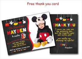 9 birthday invitation cards editable psd ai vector eps format