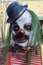 9 foot clown prop colossal clown