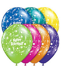 birthday helium balloons helium filled balloons delivered fusion balloons party supplies