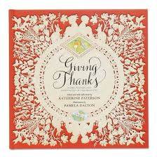 book giving thanks poems prayers praise songs of thanksgiving