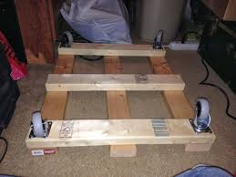 How To Make Furniture by Timbo U0027s Creations Diy Furniture Dolly