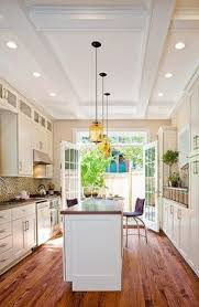 galley kitchen with island 20 dreamy kitchen islands island kitchen hgtv and kitchens