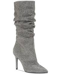 macys womens boots size 11 layzer slouchy rhinestone boots boots shoes