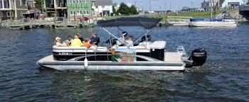 pontoon boat rentals fenwick island de ocean city md