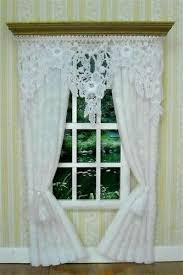 Black Lace Valance Alluring Irish Lace Curtains And Black Lace Curtains Uk Lace