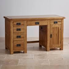 Small Oak Computer Desk Computer Desks Free Delivery Available Oak Furniture Land