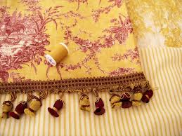 Gold Kitchen Curtains by 100 Owl Kitchen Curtains Rhythm Heavy Chenille Red Brown