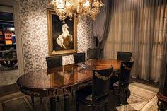 Dining Room Suits Dining Room Vittoria Frigerio Takes Presonalized To The