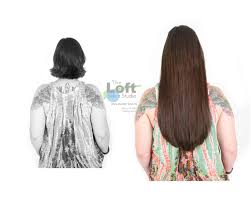 Hair Extensions Glue Gun by Actual Hair Extension Photos L Western Ma Photography Extensions