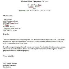Letter Format Block Style by Great Block Style Business Letter Format U2013 Letter Format Writing