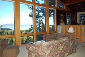 cabin vacation rentals tahoe south