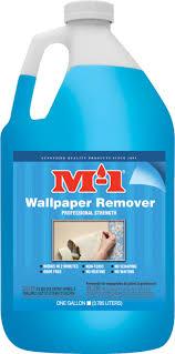 m 1 wallpaper remover gallon