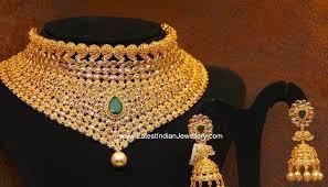 wedding jewelry choker necklace images Wedding jewellery with uncuts an pinterest jewelry wedding jpg