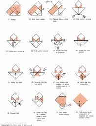 How To Make A Origami Santa - origami santa origami paper origami guide