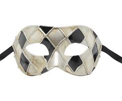 black and white masquerade masks black and silver masquerade mask