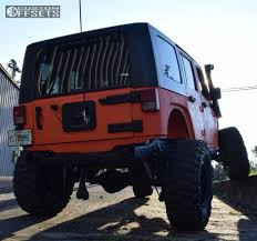 monster jeep jk 2011 jeep wrangler raceline monster aev suspension lift 45in