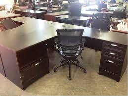 sei corner computer desk contemporary espresso corner desk