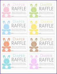 baby shower raffle free printable baby shower raffle tickets template