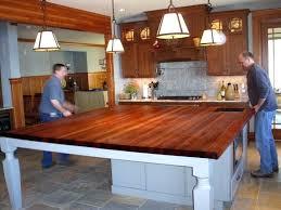 kitchen islands butcher block butcher block island table dynamicpeople