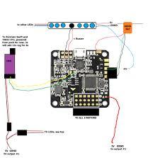 check my wiring diagram naze32 rev5 hex w minimosd ws2812