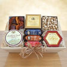 cheese gift tastes of distinction gourmet board hayneedle
