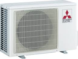 mitsubishi mini split dimensions msz ge series 2 5 kw 5 0 kw reverse cycle inverter split