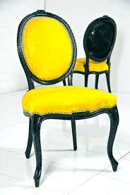 Yellow Dining Chair Www Roomservicestore Dining Chair In Yellow Cowhide
