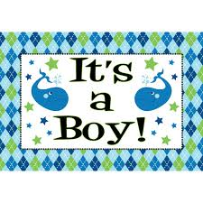 Baby Shower Clip Art Free - it u0027s a boy baby shower clipart clipartxtras