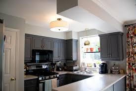 kitchen light fixtures flush mount kitchen lighting flush mount white simple installing kitchen