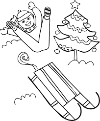 free winter coloring pages winter coloring pages free printable