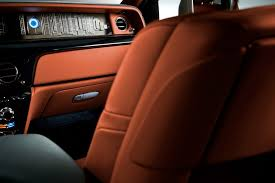 Rolls Royce Phantom Interior Features Latest Rolls Royce Phantom Incorporates An Art Gallery In Its