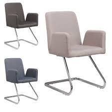 Esszimmerstuhl Jinte Lounge Stuhl Freischwinger Beatrice Mit Armlehnen Küchenstuhl