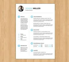 resume templates word 126 best resume images on mockup and professional