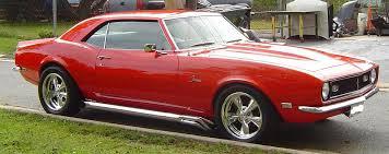 1968 camaro suspension upgrade 1968 camaro restoration