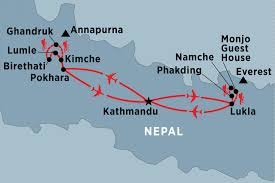 Where Is Mt Everest On A World Map by Nepal Tours Trekking U0026 Travel Peregrine Adventures En Us